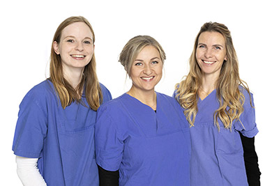 Unser Team des Herzkatheterlabors im Evangelischen Krankenhaus Köln-Kalk